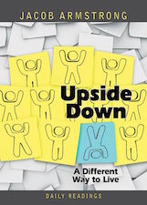 Upside Down Daily Readings Book